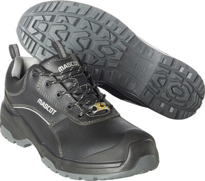 F0127-775-09 Veiligheidsschoenen, laag - zwart