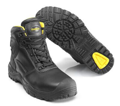F0165-902-0907 Veiligheidslaarzen - zwart/geel