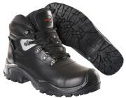 F0220-902-09 Veiligheidsschoenen (hoog) - zwart