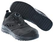 F0252-909-0909 Sandales de sécurité - Noir/Noir