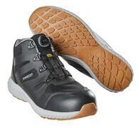 F0302-946-09 Veiligheidsschoenen (hoog) - zwart
