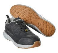 F0303-901-09 Chaussure de sécurité - Noir