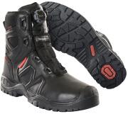 F0453-902-09 Chaussures de sécurité hautes - Noir
