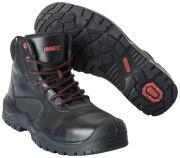 F0455-902-09 Veiligheidsschoenen (hoog) - zwart