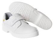 F0802-906-06 Chaussures de sécurité basses - Blanc