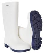 F0851-703-06 Bottes de sécurité en PU - Blanc